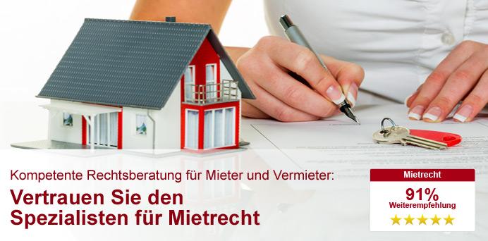 Rechtsanwalt für Mietrecht Köln