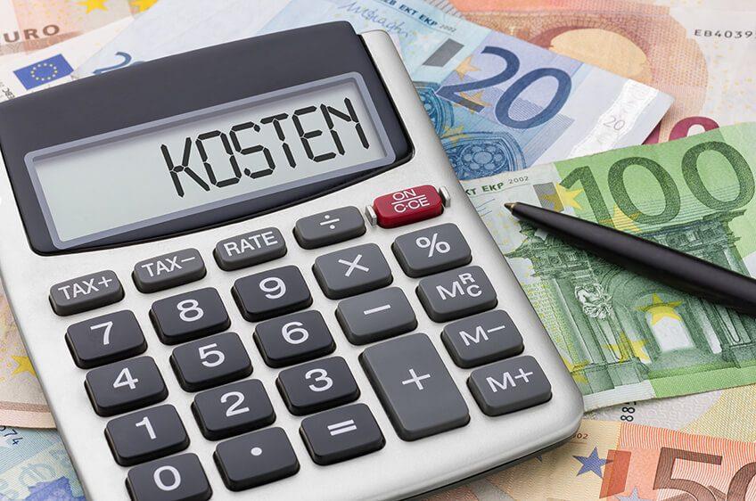 Scheidungskostenrechner: Die Kosten Ihrer Scheidung