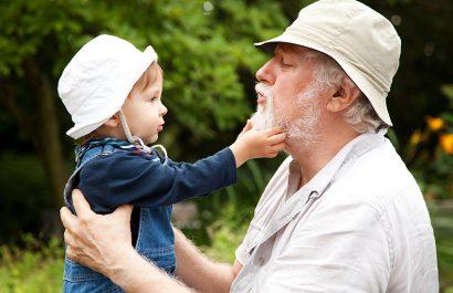 Umgangsrecht der Großeltern und sonstiger Verwandtschaft