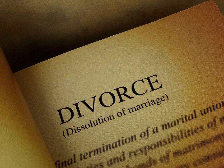 Warum lassen sich männer nicht scheiden