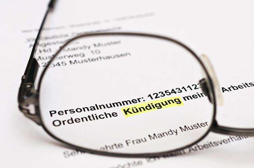 Kündigung Und Kündigungsschutz In Der Probezeit Kanzlei Hasselbach