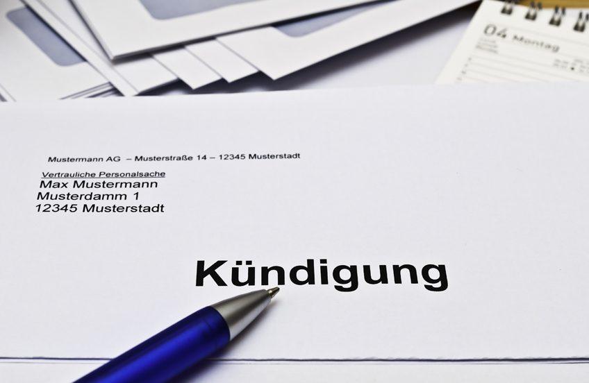 Was Rechtfertigt Eine Fristlose Kündigung Kanzlei Hasselbach