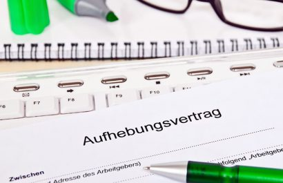 Abfindung durch Aufhebungsvertrag: Die Alternative zur Kündigung?