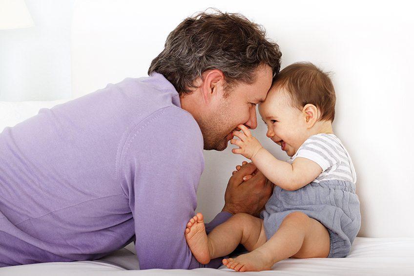 Umgangsrecht des (geschiedenen) Vaters