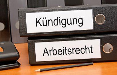 Zugang einer Kündigung im Arbeitsrecht