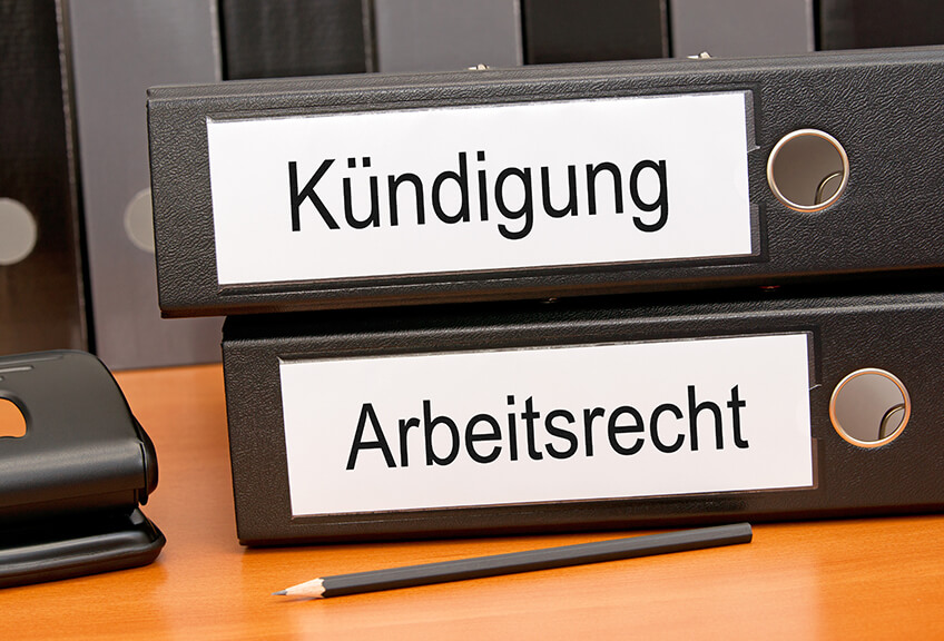 Zugang Einer Kündigung Im Arbeitsrecht Kanzlei Hasselbach