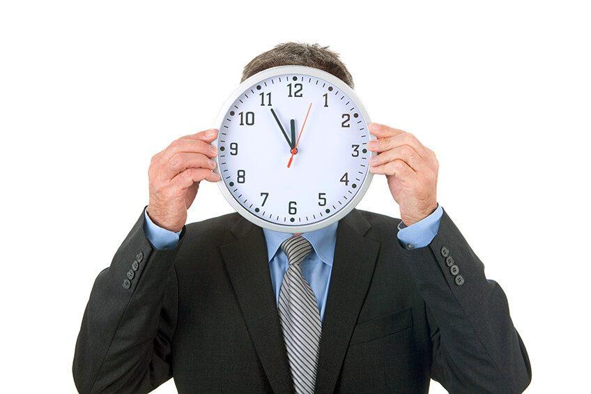 Kündigung Wegen Arbeitszeitbetrug Oder Unpünktlichkeit Kanzlei