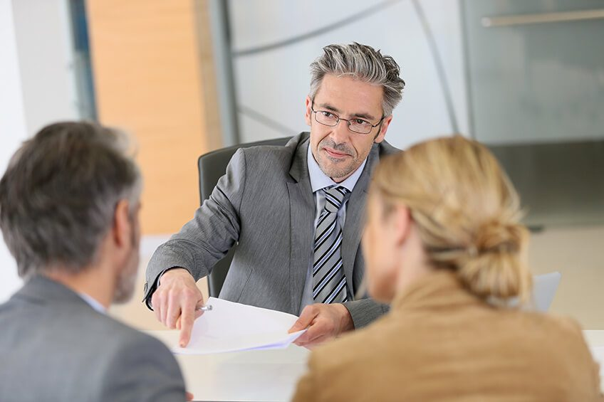 Einvernehmliche Scheidung mit einem gemeinsamen Anwalt