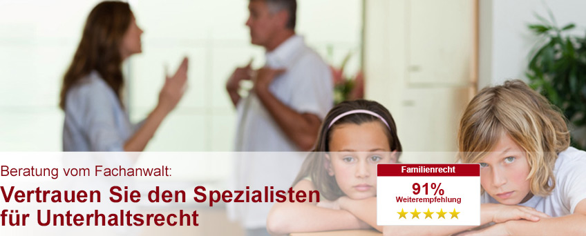 Rechtsanwalt Unterhaltsrecht Frankfurt