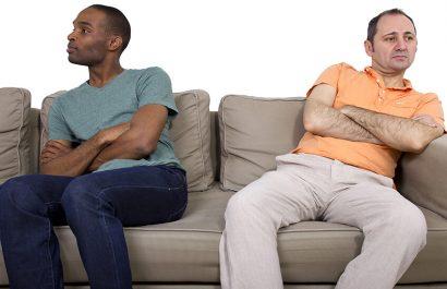 Aufhebung oder Scheidung einer Lebenspartnerschaft