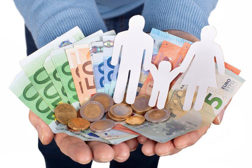 Steuerersparnis durch Realsplitting mit der Anlage U
