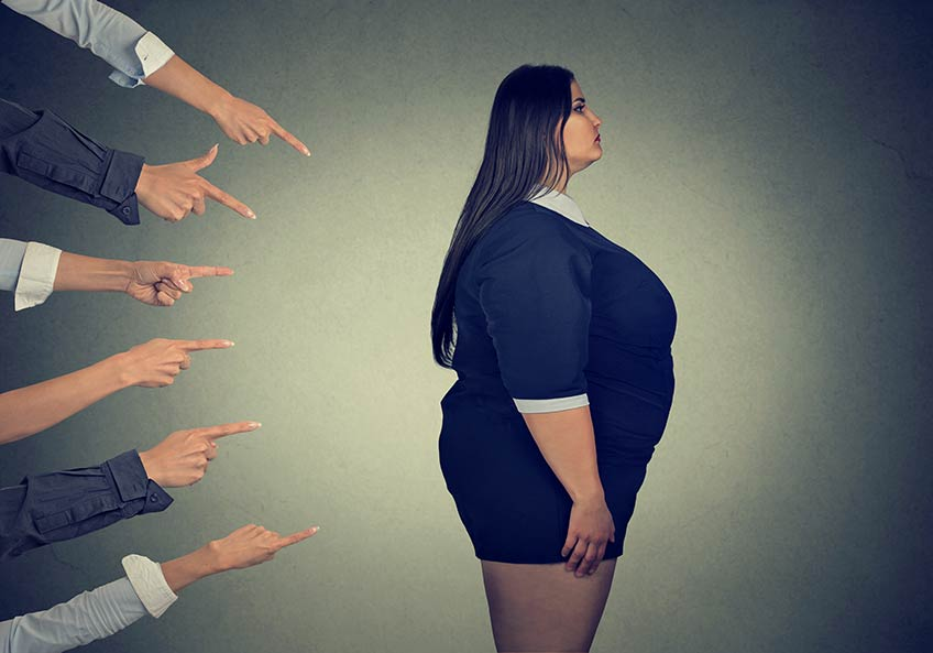 Abmahnung, Kündigung und Diskriminierung wegen Übergewichts