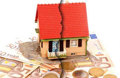Realteilung von Haus und Grundstück bei Scheidung