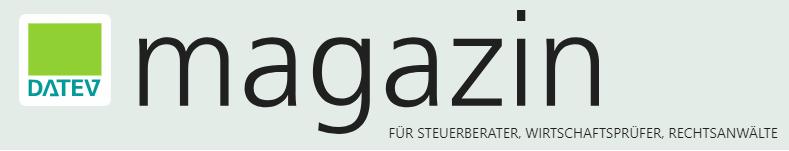 Logo DATEV Magazin