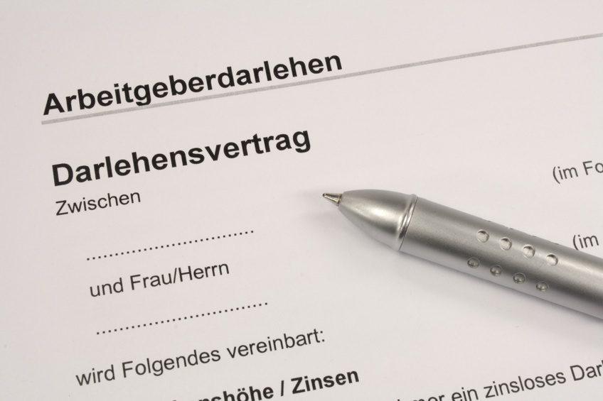 Arbeitgeberdarlehen: So funktioniert die finanzielle Hilfe vom Chef