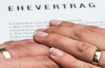 Ehevertrag
