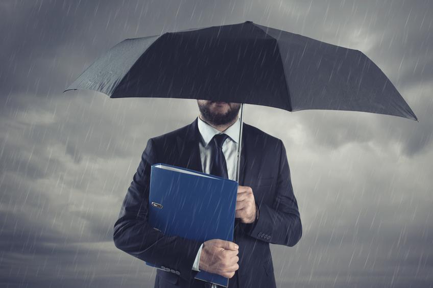 Diese Rechte haben Arbeitnehmer bei Sturm oder Unwetter
